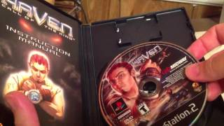 Unboxing Haven Call of the King for PS2