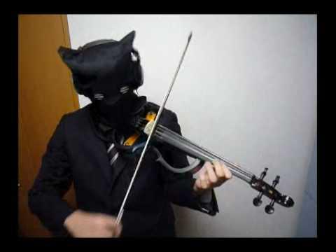 Meltdown  Kagamine Rin Violin Ver