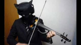 Meltdown by Kagamine Rin Violin Ver.