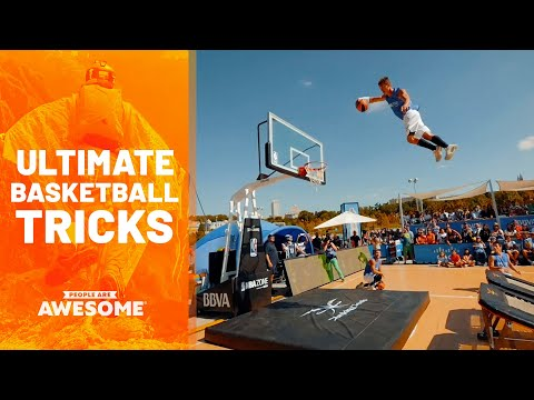 Basketball Trickshots & Freestyle Play | Ultimate Compilation