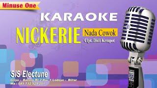 Download KANGEN NIKCHERY cipt. Didi kempot nada cowok KARAOKE DIDI K. COVER(SIS ELECTONE)