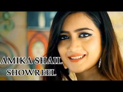 Amika Shail - The Singer (Show-reel)