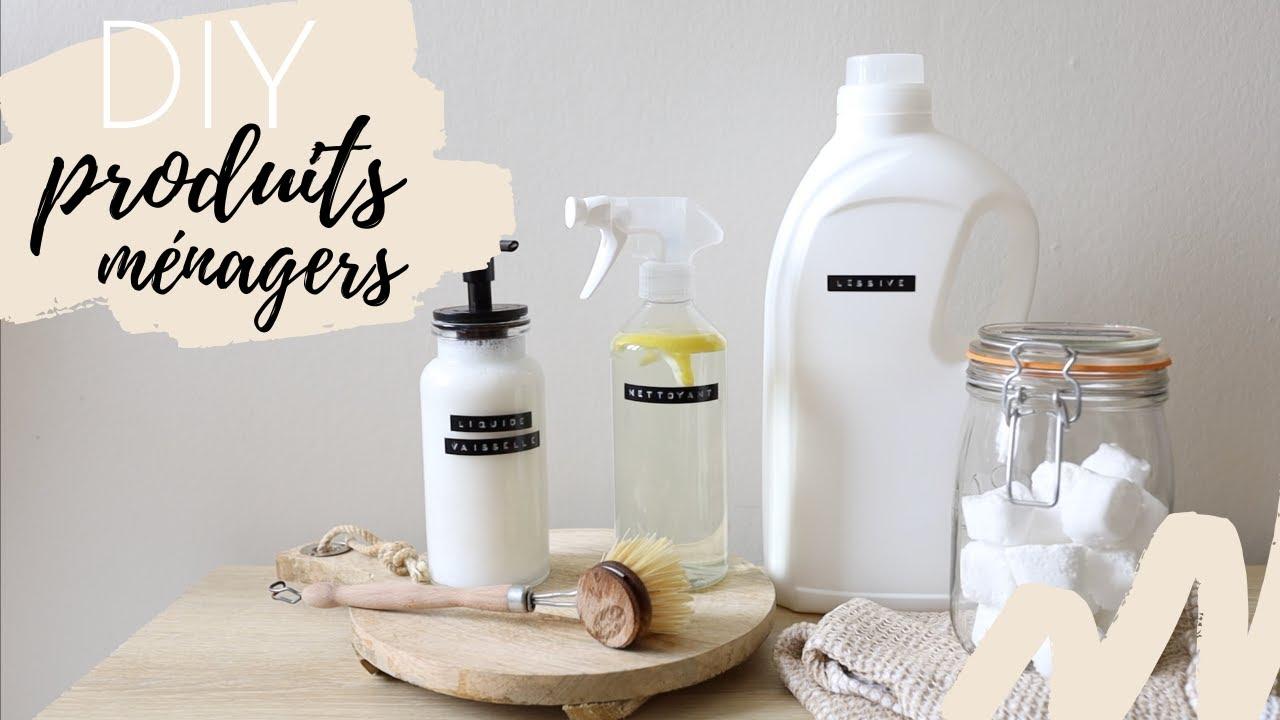 Fabriquer Nettoyant Lave Vaisselle fabriquer ses produits ménagers naturels - lessive, pastille  lave-vaisselle, liquide vaisselle..