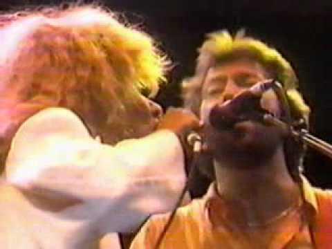 Eric Clapton & Tina Turner   Tearing Us Apart