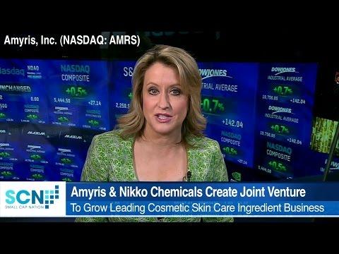 Amyris & Nikko Chemicals Create Leading Cosmetics Ingredient Joint Venture