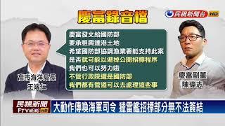 獵雷艦慶富造船詐貸案  起訴總裁陳慶男等5人-民視新聞