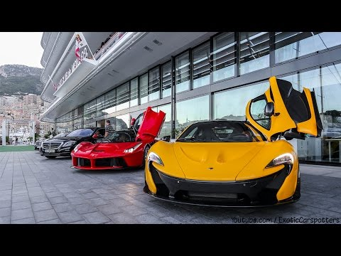 Hypercar Heaven 2014 ! P1, LaFerrari, 918 Spyder, Agera X, Zonda F, Huayra, Enzo, F40…