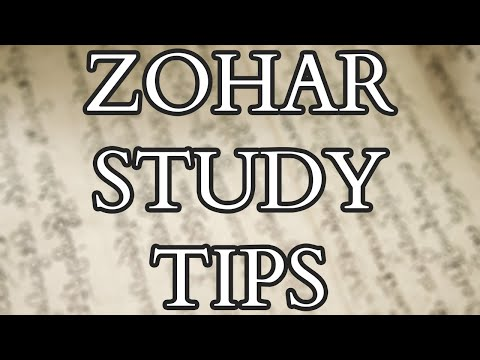 advice-and-tips-for-starting-to-study-the-zohar---the-core-text-of-the-kabbalah