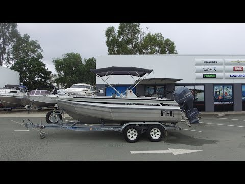 2013 Stabicraft 1850 Frontier + Yamaha F115XB 150hp - For Sale at Northside Marine
