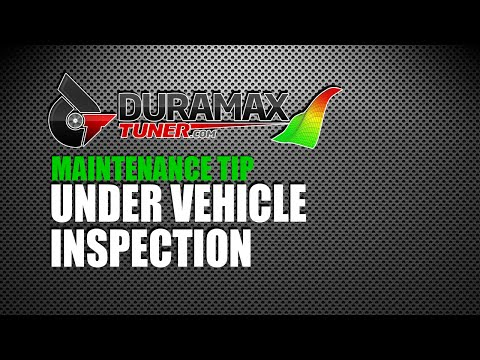 UNDER VEHICLE INSPECTION
