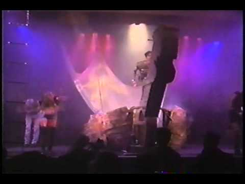 www.KevinStea.com -'Strays of the World' - Prince's Dance Concert 'Ulysses' at Glam Slam (1992)