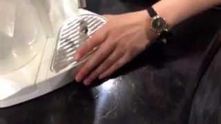 エスプレッソマシン 洗い方