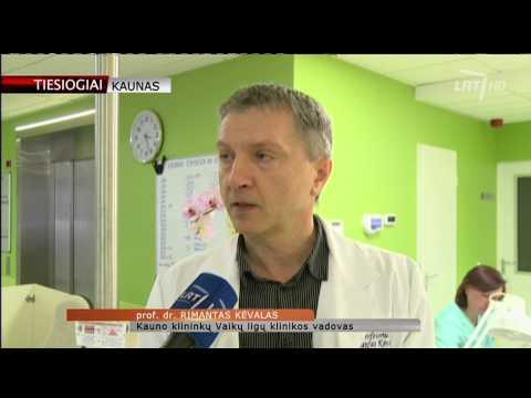 Kaune Paskelbta Gripo Epidemija
