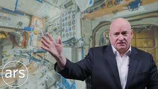 Inside the International Space Station with Astronaut Scott Kelly | Ars Technica