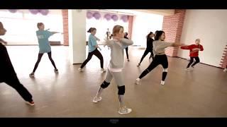 мастер класс джаз фанк Виктория Ковальчук в Витебске обучение танцам