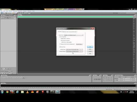 How to record what u hear Windows 7 and Adobe Audition 3
