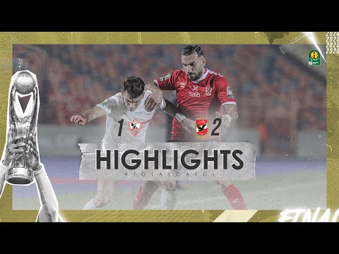 Zamalek Al Ahly Goals And Highlights