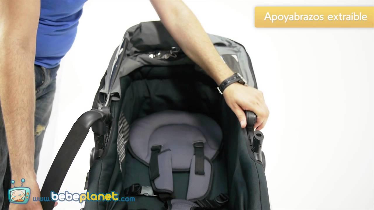 Cochecito Sleep and Go de Safety First por www bebeplanet com