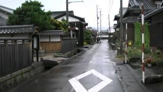 ビワイチ観光ウォーキング11 周航の歌資料館→近江中庄駅(7日目)2010/10/09