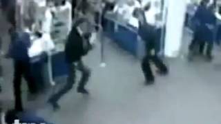 Don't Mess With Russian Security Guards