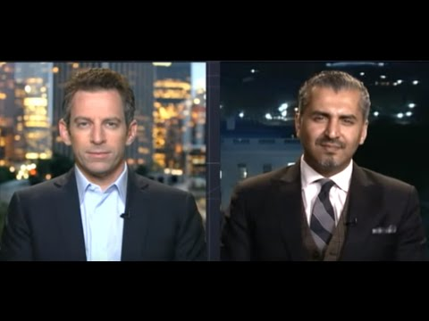 A War of Ideas: Maajid Nawaz & Sam Harris discuss the future of tolerance