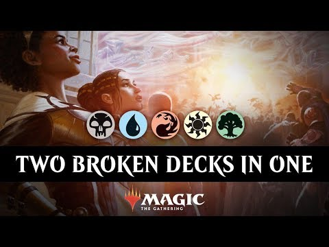 TWO BROKEN DECKS IN ONE | Cat-Oven/Fires Of Invention CC #46