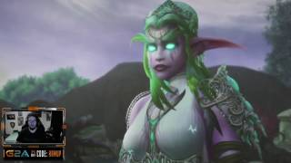 World of warcraft: Towelliee's reaction of Ysera's death(?)