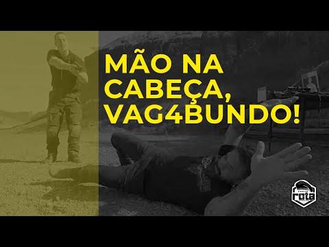 MÃO NA CABEÇA, VAG4BUNDO! | Cherneski | Papo de Rota