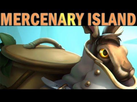 Monster Legends | Mercenary Island | Progress | Advice - All Progressive Islands | Flash Breeding