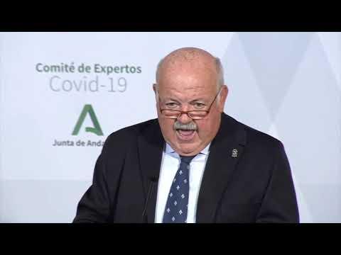 Jesús Aguirre: nuevos niveles en distritos ante la pandemia.