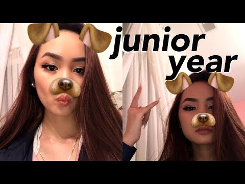 Get Ready With Me! First Day of High School: Junior Year +mini vlog ☺︎