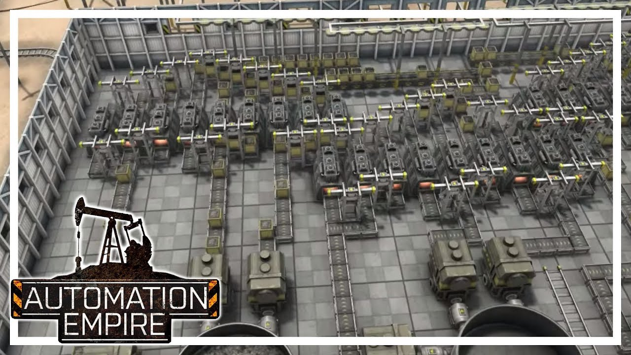 Automation Empire Gameplay Espa U00f1ol Ep 8