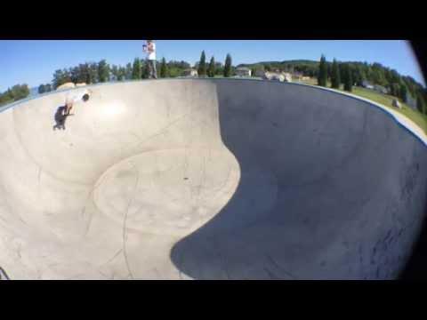 New Liskeard Skatepark at New Liskeard Skatepark