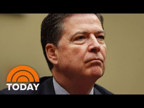 James Comey's Book Says President Donald Trump Is 'Untethered To Truth' | TODAY