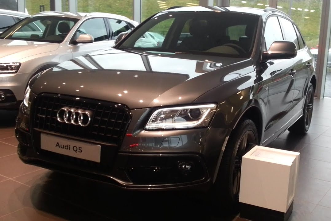 Audi Q3 and Q5 2015 S line In Depth Review Interior ...