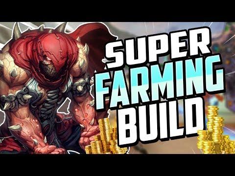 Smite: Farming Master Bakasura Build - I AM 6 LEVELS AHEAD!?