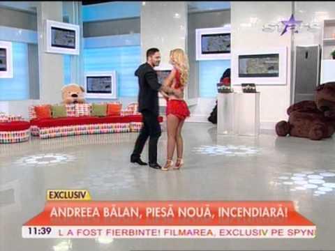 Andreea Balan Baila (TvShow 26.04.15)