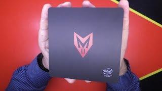 Мини компьютер из Китая  Mini PC MII