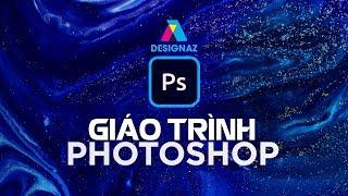 Học Photoshop, Giáo Trình Photoshop Từ Cơ Bản Đến Nâng Cao,Bài 1