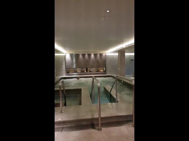 The spa on board Viking Cruises Viking Star