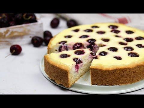 How To Make…  Sour Cream Cherry Pie   Easy Cherry Pie Recipe
