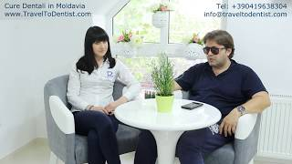 Savings on dental care in Moldova