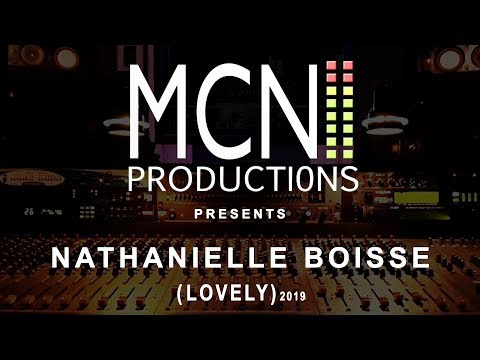 Billy Eilish, Khalid - Lovely (Cover) By Nathanielle Boissé