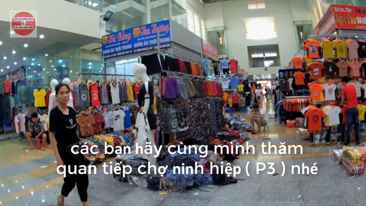 NINH HIỆP CHỢ ĐẦU MỐI QUẦN ÁO rẻ nhất việt nam P3