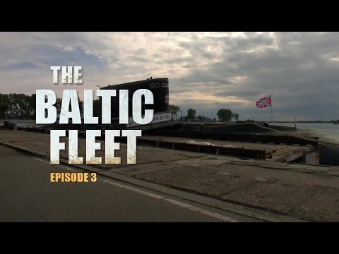 The Baltic Fleet (E03): The challenging task of repainting t