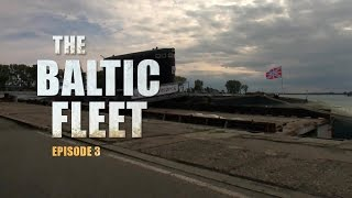 The Baltic Fleet (E03): The challenging task of repainting the whole warship
