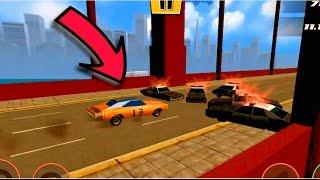 ✓Stunt Car Challenge 3 Android Gameplay- Golden Gate Bridge