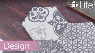 How to Incorporate Patterned Tiles Into Your Home | The Goods | CBC Life