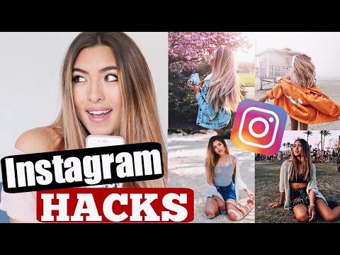 INSTAGRAM HACKS Für Perfekte FOTOS! Vorher & Nachher Bilder! 📸 | Shanti Tan