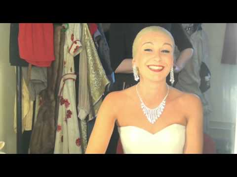 Madalena Alberto Storming performance in title role of Evita for Madalena